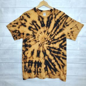 Gildan Custom Bleach Dye Shirt